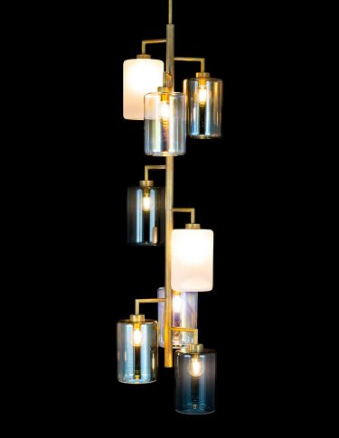 modern designer light fixture from contemporary lighting collection for exclusive interiors and luxury homes