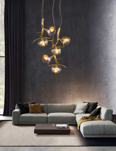 Modern Interior Lighting Design Ideas Living Room | Brand ...