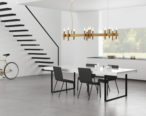 modern mid century light fixture livingroom from contemporary lighting collection brand van egmond for exclusive interior designs and luxury homes