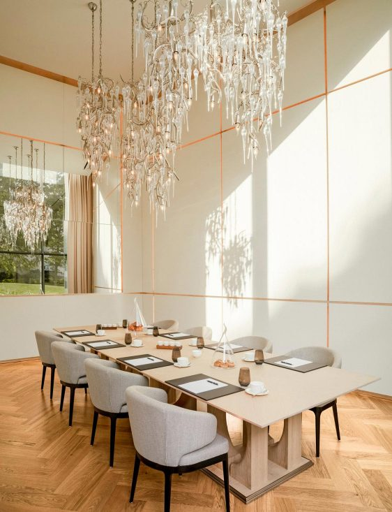 modern decorative chandelier dining room from contemporary lighting collection brand van egmond for exclusive interior designs and luxury homes