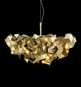contemporary chandelier hanging light fixture modern lighting design