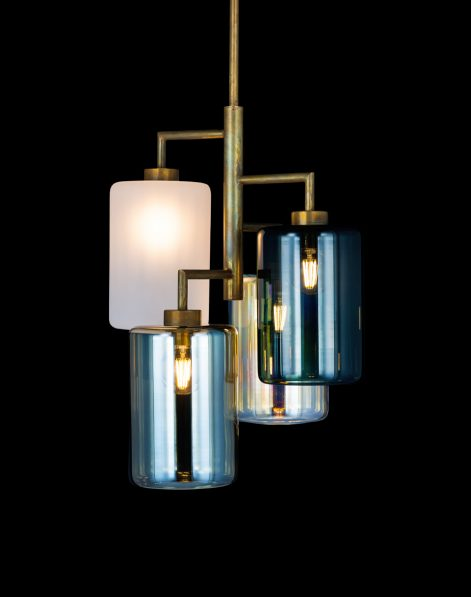 Contemporary lighting collection Louise exclusive modern lighting fixture